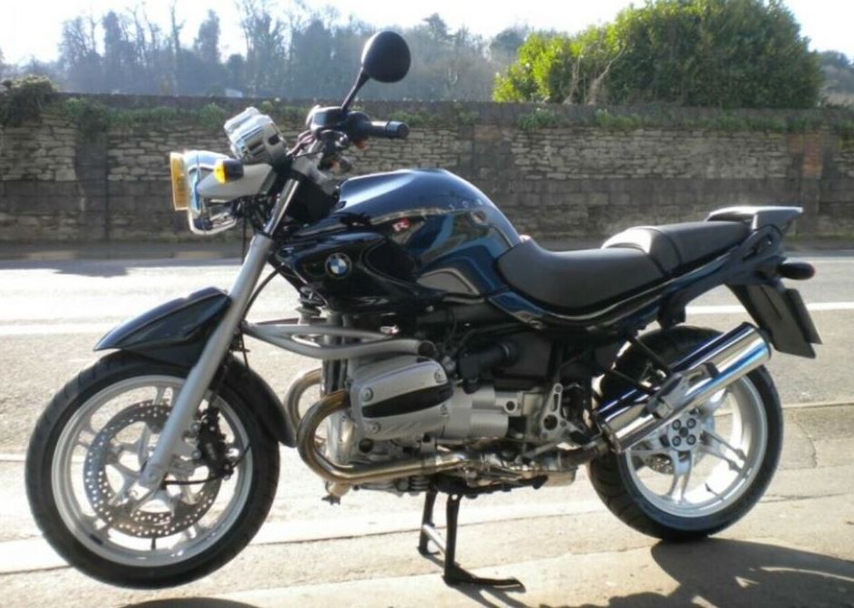 Never Ridden - 2001 BMW R1150R
